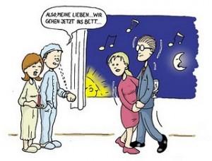 """""""Laku noć na nemačkom"""""""