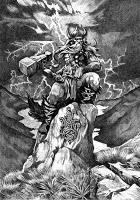 """""""četvrtak je u engleskom dobio ime po bogu po imenu Thor"""""""