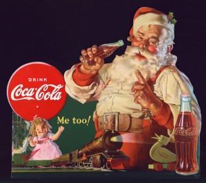 """Deda Mraz i koka kola"""