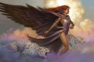 u engleskom jeziku petak je dan boginje po imenu Freyja