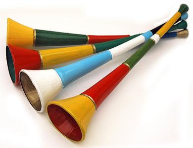 """""""vuvuzela"""""""
