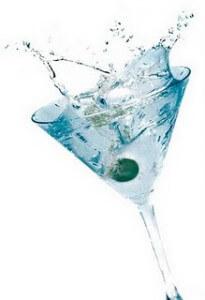 čaša za koktel