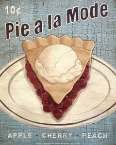 """pita sa sladoledom, pie-lamode"""