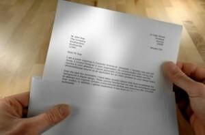 poslovno pismo pravila