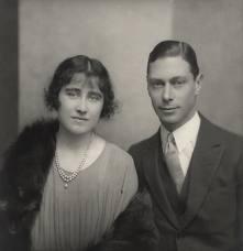 """Kralj Džordž VI i kraljica Elizabeta"""