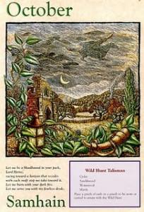 Legenda o Noći Veštica  Samhain-oct2000-204x300
