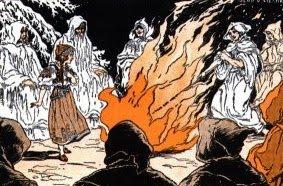 Legenda o Noći Veštica  SamhainMaraFreeman_fire4
