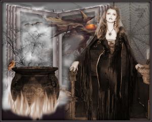 """""""Veštičin kazan - Witch cauldron"""""""