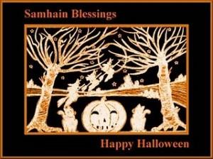 """halloween je stari keltski praznik samhain"""