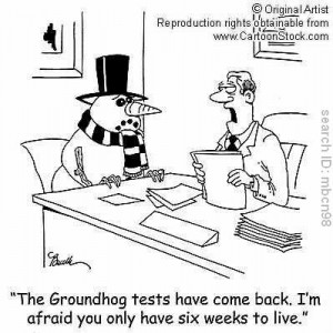 """""""dan mrmota, groundhog day"""""""