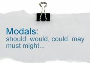 """modals, modalni glagoli u engleskom jeziku"""