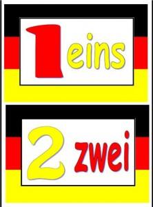 """""""brojevi na nemačkom"""""""