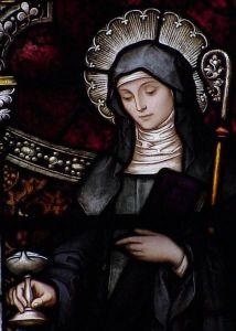 """Saint Brigid of Ireland - Sveta Brigita od Irske"""