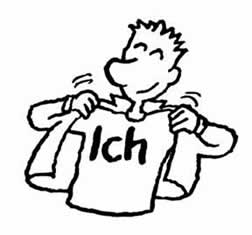 """""""Ja se na nemačkom kaže Ich"""""""