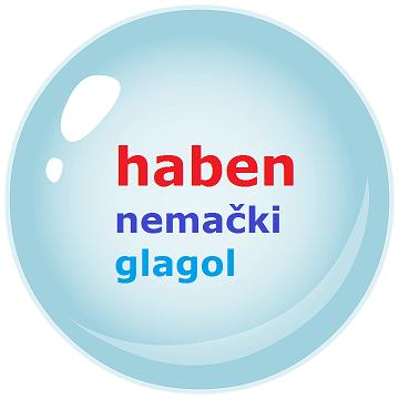 glagol haben nemački