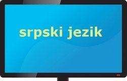 glagolski oblici srpski
