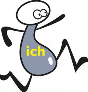 lične zamenice nemački