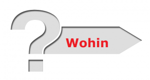 wohin woher nemački