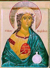"""""""Marija Magdalena i crveno jaje"""""""