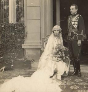 """venčanje kneza Pavla i knjeginje Olge"""