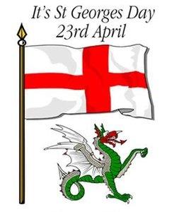 """""""engleska zastava, crveni krst na beloj osnovi"""""""