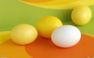 """žuta uskšnja jaja"""