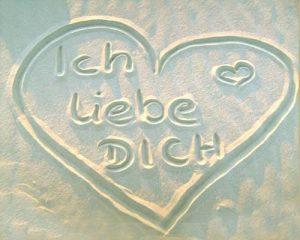 volim te nemački