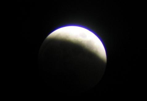 """Pomračenje meseca, Lunar Eclipse"""