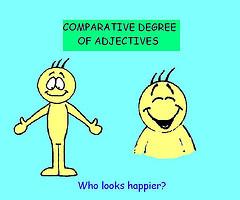"""""""Komparativ"""""""