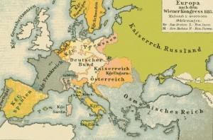 """""""Habsburška monarhija 1814"""""""