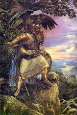 Perun bog grmljavine