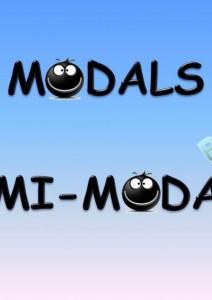 """""""modalni glagoli"""""""