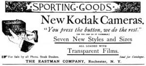 """""""prvi Kodakovi fotoaparati"""""""