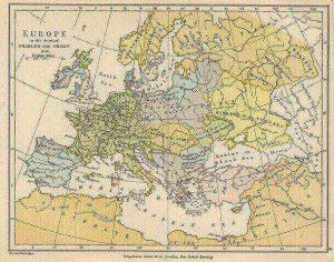 Evropa 814 godina