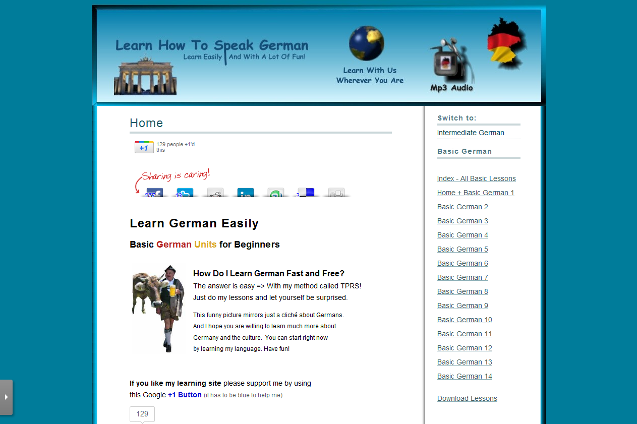 How to learn German online - Quora