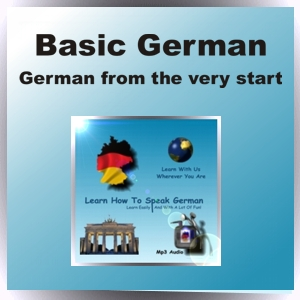 how to learn german easily