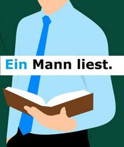 audio nemački neodređeni član