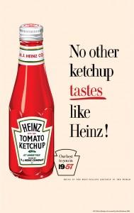 """""""najpoznatiji američki kečap heinz"""""""