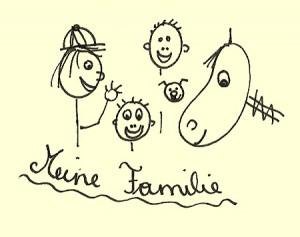 """meine Familie, moja porodica"""