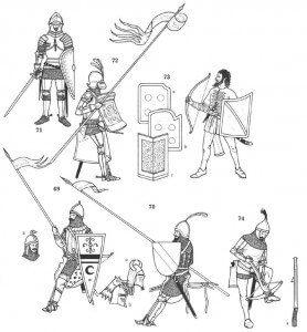 srpski vitez i ratnik