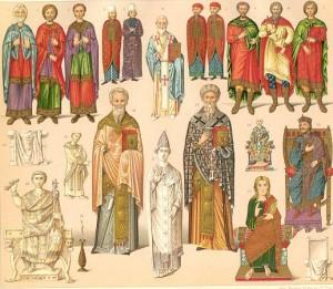 """""""moda i stil oblačenja u Vizantij"""""""