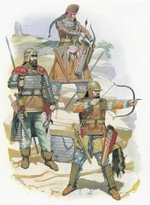 """""""Skitski ratnici i ratnice"""""""