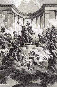 """""""bogovi i boginje na Olimpu"""""""