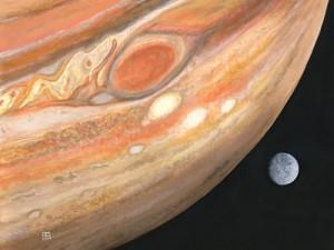 """""""Jupiter i Ganimed"""""""