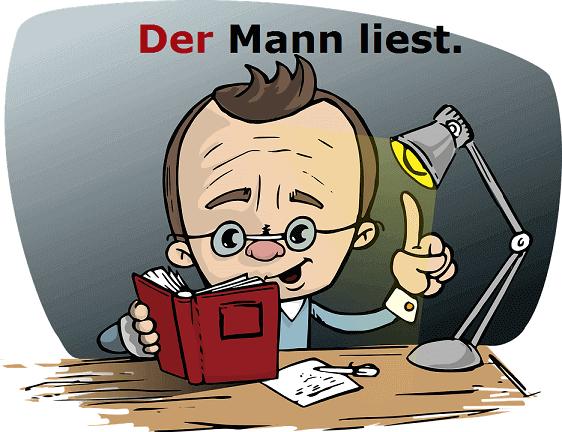 član u nemačkom