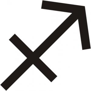 """""""simbol znaka Strelac"""""""