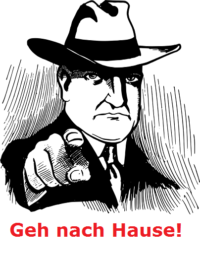 imperativ u nemačkom