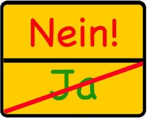 """""""da i ne u nemačkom jeziku"""""""