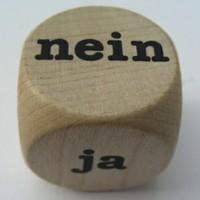 """ja nein i doch u nemačkom jeziku"""