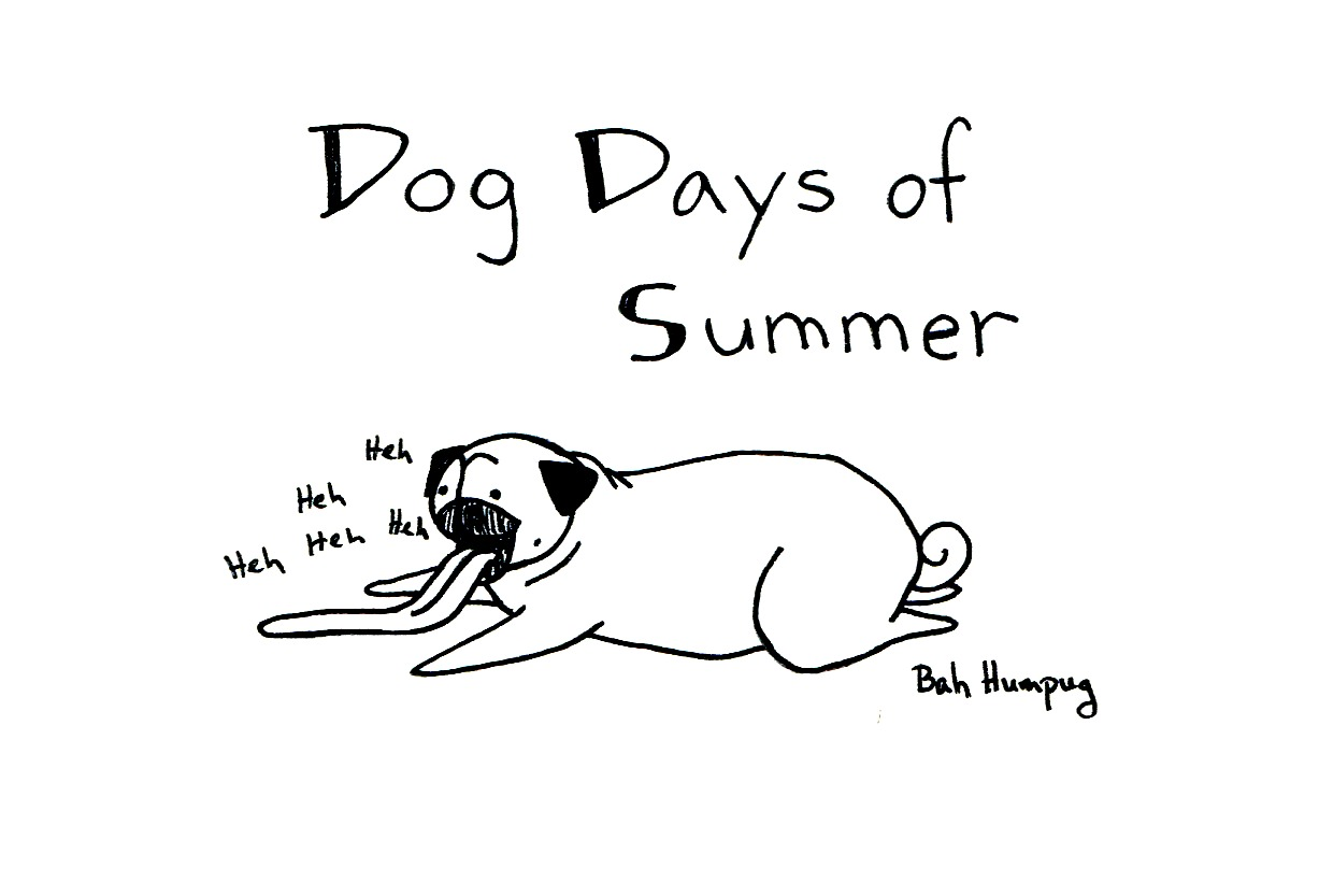 """pseća vrelina - Dog Days of Summer"""